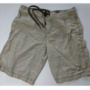 Prana Swim Trunks Board Shorts Size 32 Breathe